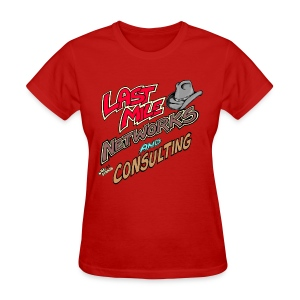 Last Mile Networks and Consulting - Women's T-Shirt