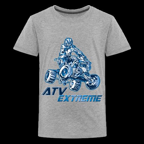 ATV Extreme Supercross - Kids' Premium T-Shirt