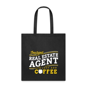 Instant Agent - Just Add Coffee tote - Tote Bag