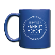 Mugs & Drinkware ~ Full Color Mug ~ Fanboy Moment Circle Mug