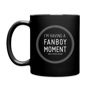 Fanboy Moment Circle Mug - Full Color Mug