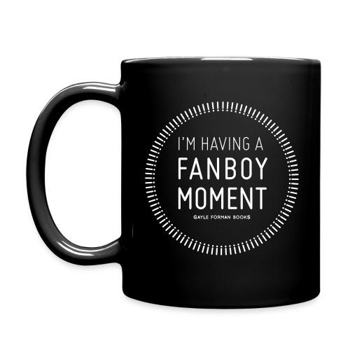 Fanboy Moment Circle Mug - Full Color Mug