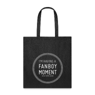 Bags & backpacks ~ Tote Bag ~ Fanboy Moment Circle Tote