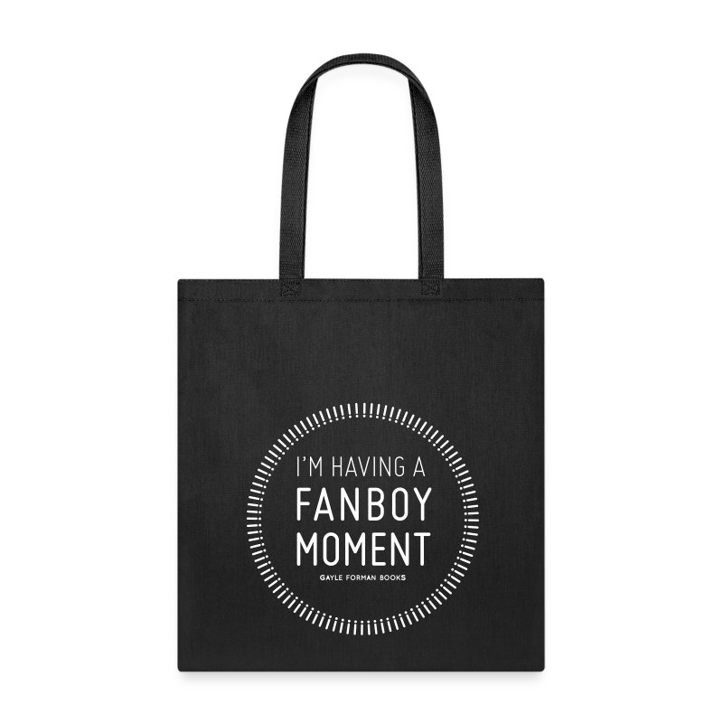 Fanboy Moment Circle Tote - Tote Bag