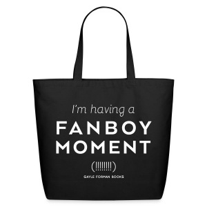 Fanboy Moment! Tote Large - Eco-Friendly Cotton Tote