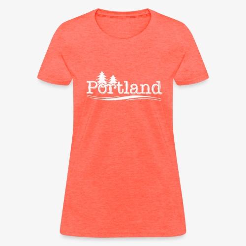 Portland - Women's T-Shirt