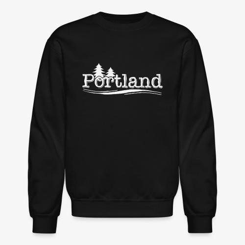 Portland - Crewneck Sweatshirt