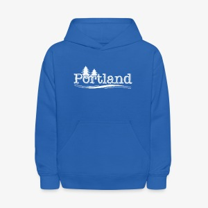 Portland - Kids' Hoodie