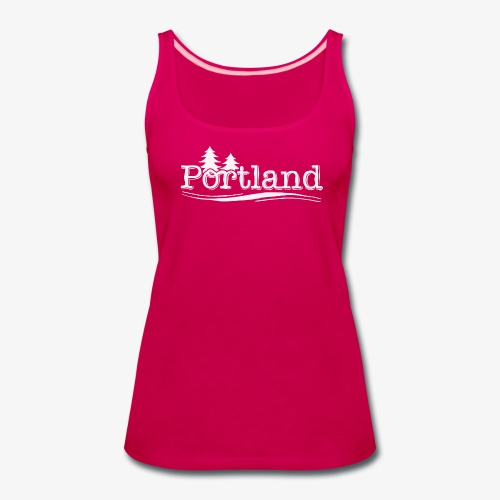 Portland - Women's Premium Tank Top