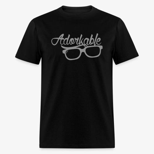 Adorkable - Men's T-Shirt