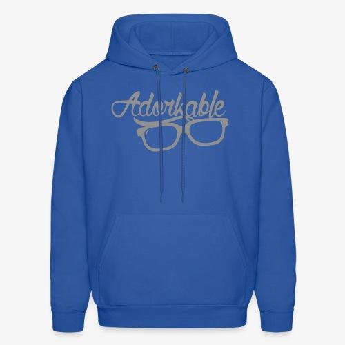 Adorkable - Men's Hoodie