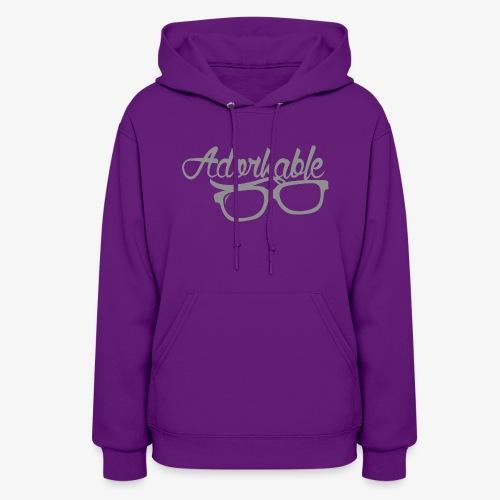 Adorkable - Women's Hoodie