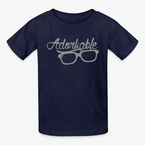 Adorkable - Kids' T-Shirt