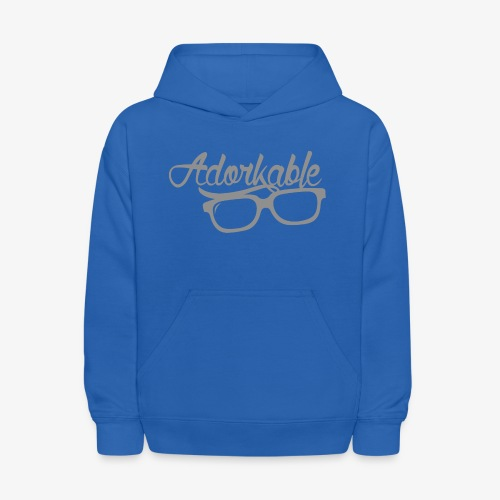 Adorkable - Kids' Hoodie