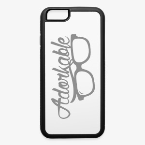Adorkable - iPhone 6/6s Rubber Case