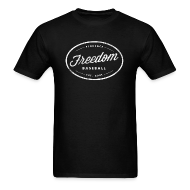T-Shirts ~ Men's T-Shirt ~ Freedom Vintage Tee