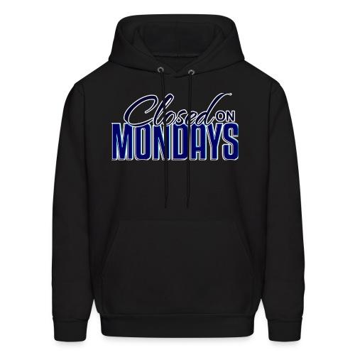 Men's Hooded Closed on...Sweatshirt - Men's Hoodie