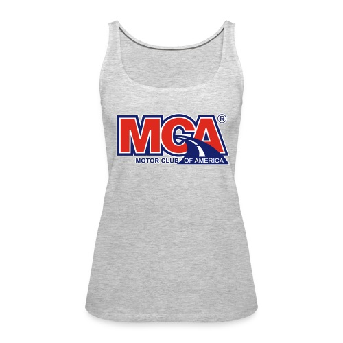 Women's MCA Premium Tank Top - Women's Premium Tank Top