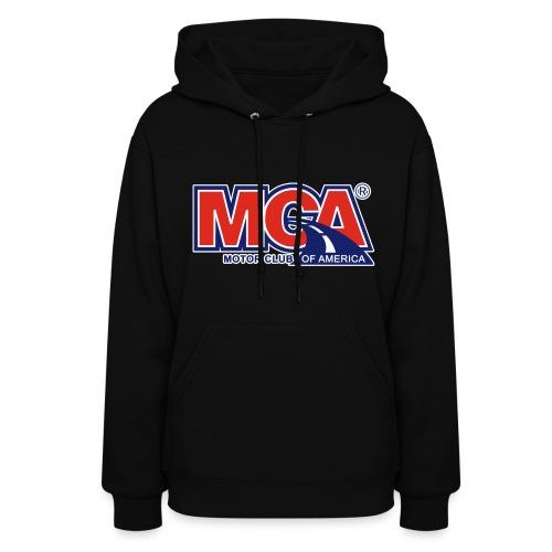 Women's MCA Hooded Sweatshirt - Women's Hoodie
