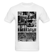 T-Shirts ~ Men's T-Shirt ~ Pro Wrestling Is Art | Joshi Collage