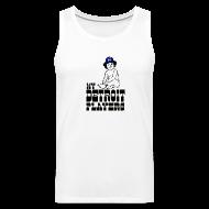 Sportswear ~ Men's Premium Tank ~ My Detroit Players