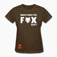 Ylvis What does the Fox say Women's T-Shirts