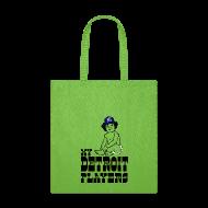 Bags & backpacks ~ Tote Bag ~ My Detroit Players