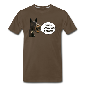 Men's Premium T-Front- Horth Thit! - Men's Premium T-Shirt