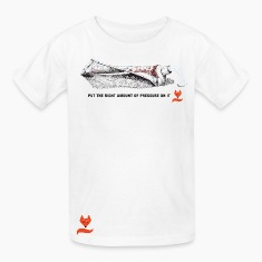 Pressure Ylvis What does the Fox say Kids' Shirts