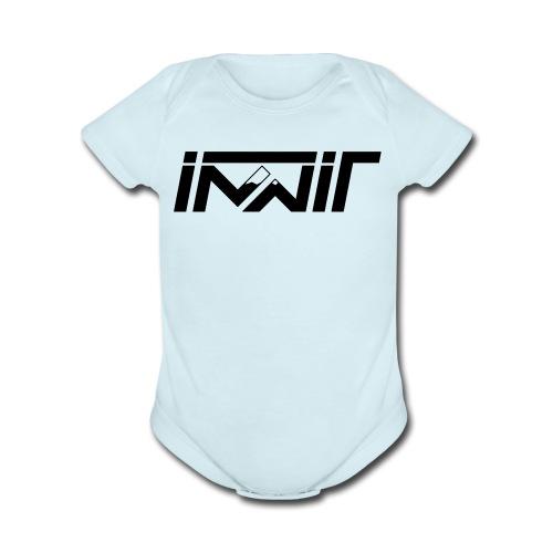 Innit Toddler Onesie - Organic Short Sleeve Baby Bodysuit