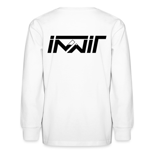 Innit Kid's Long-sleeve Shirt - Kids' Long Sleeve T-Shirt