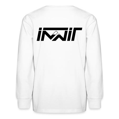 Innit Kid's Long-sleeve Shirt - Kids' Long Sleeve T-Shirt