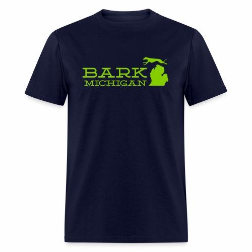 Bark Michigan logo mens tee - Men's T-Shirt