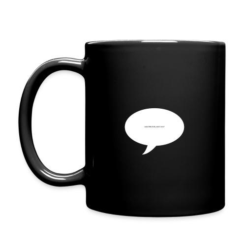 Nosy Little Mug, Aren't You? - Full Color Mug