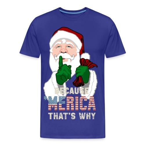 SANTA MERICA - Men's Premium T-Shirt
