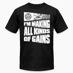 making all kinds of gains