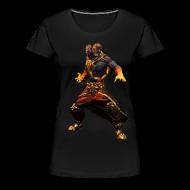 Women's T-Shirts ~ Women's Premium T-Shirt ~ Smite Agni Women's T-shirt