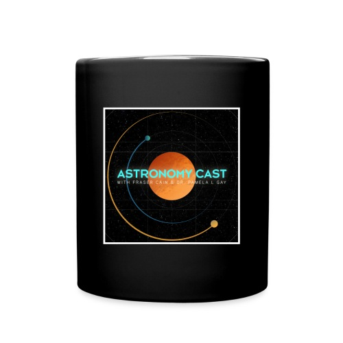 Astronomy Cast Mug - Full Color Mug