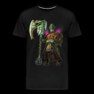 T-Shirts ~ Men's Premium T-Shirt ~ Smite Chaac Men's T-shirt