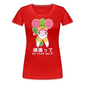 Mango Cheer - Women's Premium T-Shirt