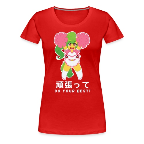 Mango Cheer - Women's Premium T-Shirt