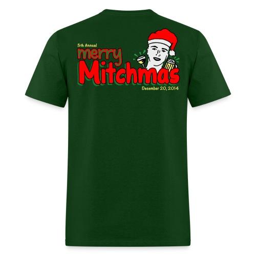 Mitchmas 2014 T-Shirt - Men's T-Shirt