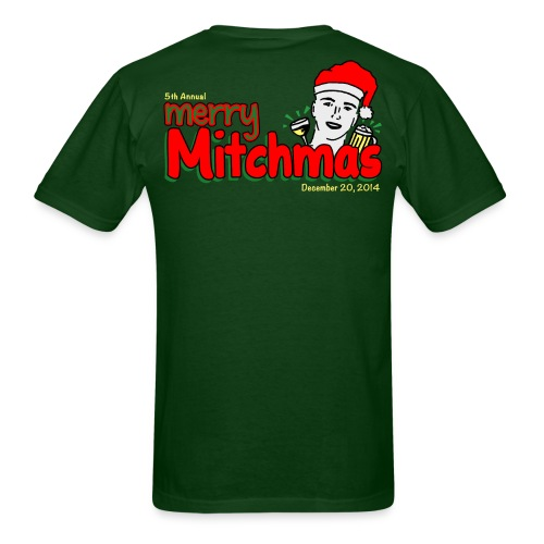 Mitchmas 2014 T-Shirt - Men's T-Shirt