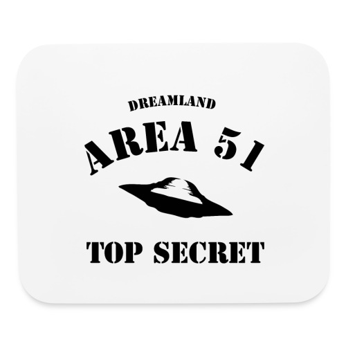 AREA 51 Dreamland - Mouse pad Horizontal