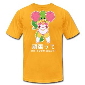Mango Cheer - Men's Fine Jersey T-Shirt