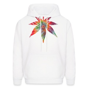 Third eye tye dye - Men's Hoodie