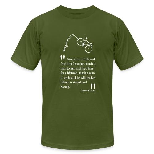 Fish Like Tutu - Men's Fine Jersey T-Shirt