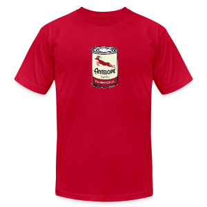 Antelope Oil - Men's T-Shirt by American Apparel