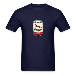 Antelope Oil - Men's T-Shirt