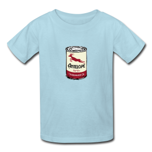Kids' Antelope Oil - Kids' T-Shirt